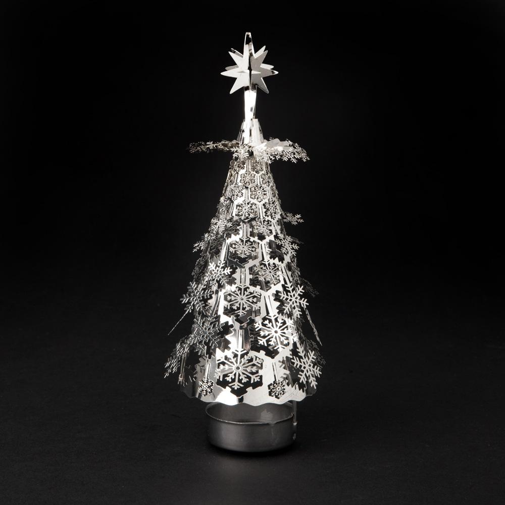 preciousmetal_002_sl - Metal Christmas Tree